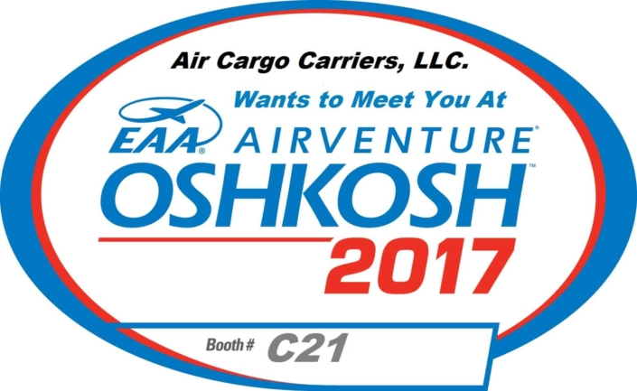 Meet Air Cargo Carriers at Booth #C21
