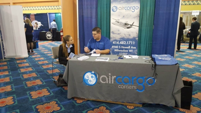 Interviewing a Potential First Officer